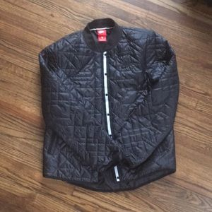 Nike primaloft down jacket Sz small